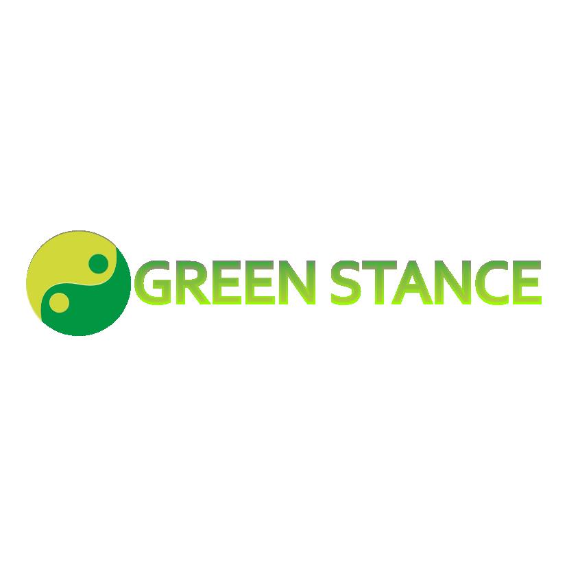 Green stance logo